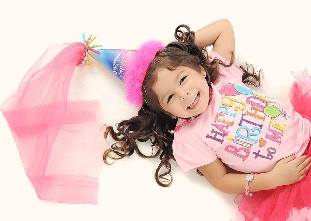 Idealne urodziny dla przedszkolaka