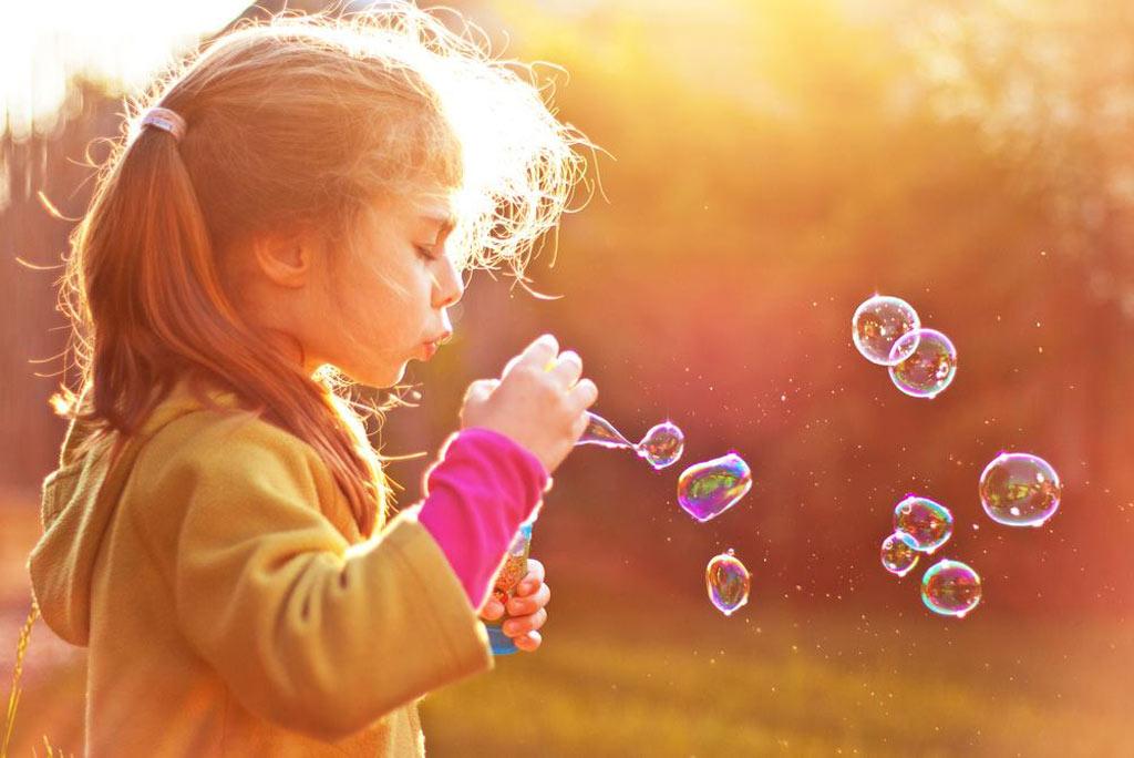 wiosenne spacery z dzieckiem