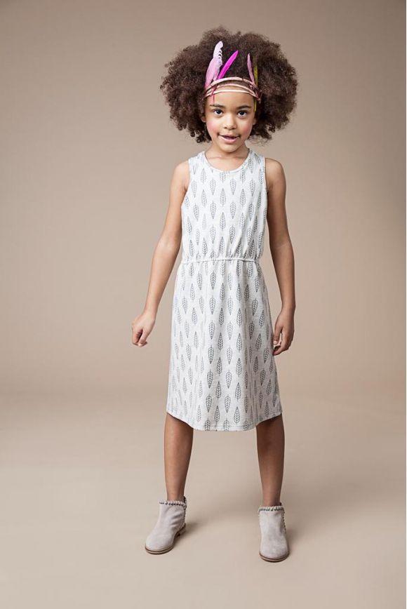 Sukienka dziecięca PIÓRKA