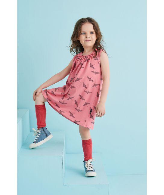 Sukienka dziecięca ŻURAW