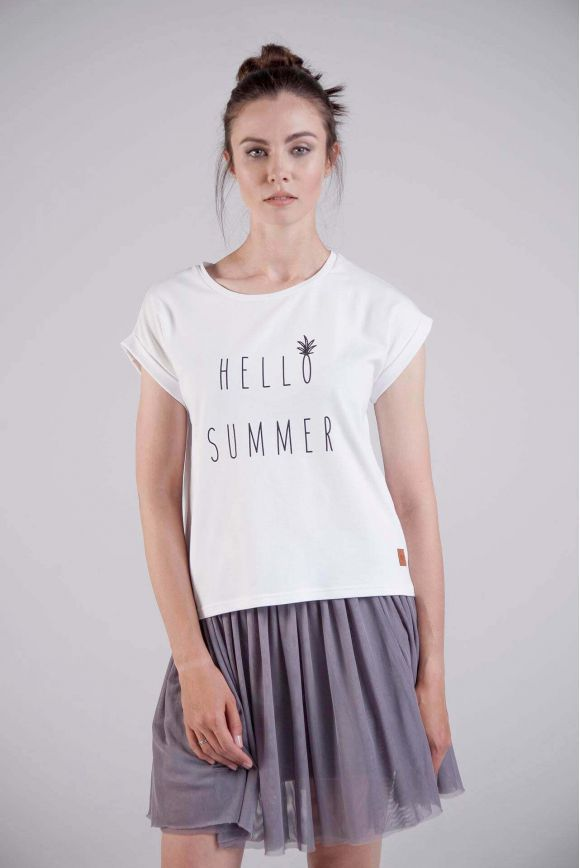 Koszulka damska hello summer