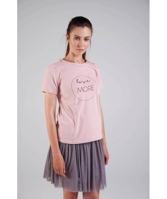 Koszulka do karmienia LOVE MORE