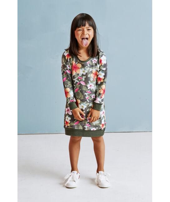 Sukienka dziecięca CAMO