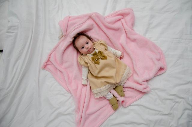 Kiedy możemy się spodziewać pierwszej przespanej nocy z niemowlakiem?