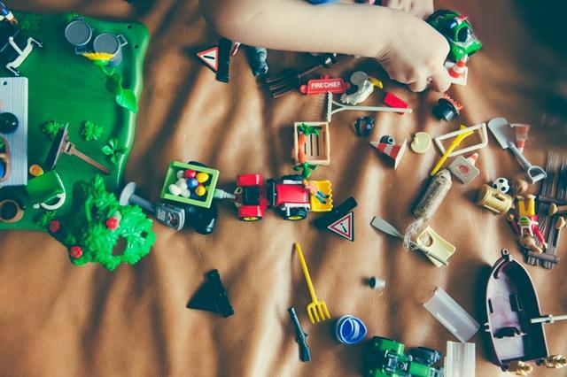 Zabawa i obowiązki dziecka