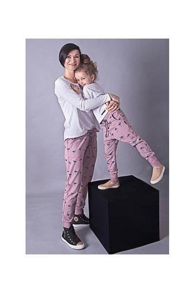 Komplet ubrań dla mamy i córki