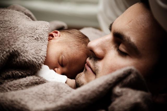 sen noworodka