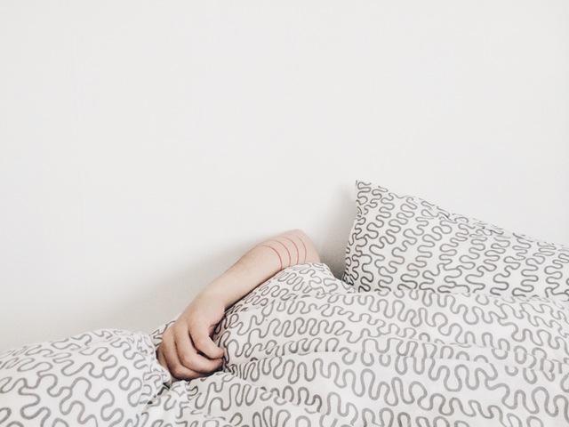 Sposób na zatrzymanie dziecka w łóżku