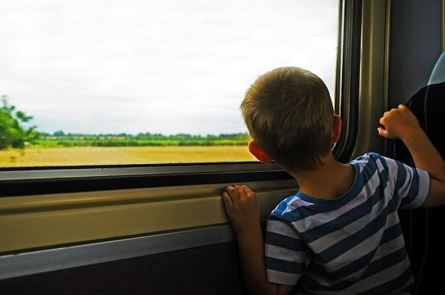 podróżowanie z dzieckiem może być przyjemne