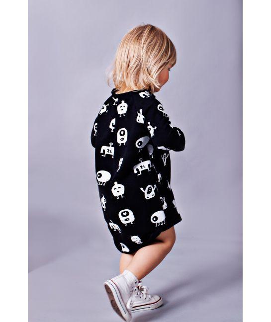90caac698efa9a Tunika dziecięca Monstery - ubranie dla dzieci starszych i młodszych!