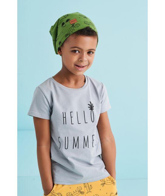 Koszulka dla dzieci Hello Summer