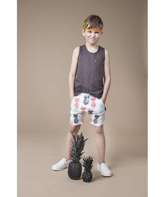 Spodenki dziecięce w ananasy
