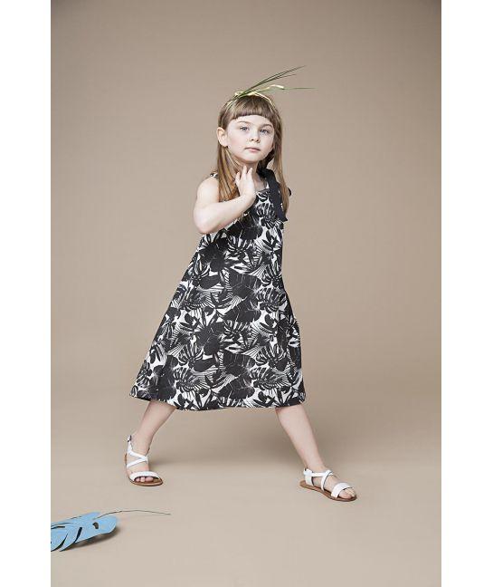 Sukienka dziecięca z motywem Jungle