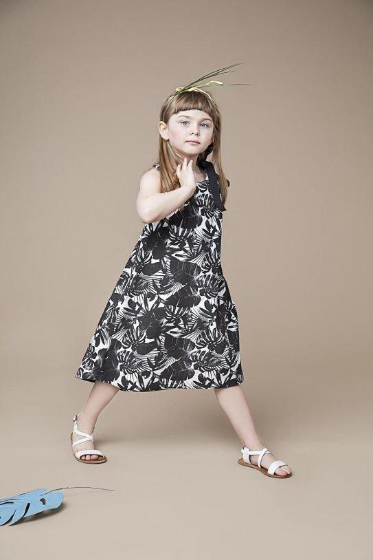 Sukienka dziecięca z kolekcji Jungle